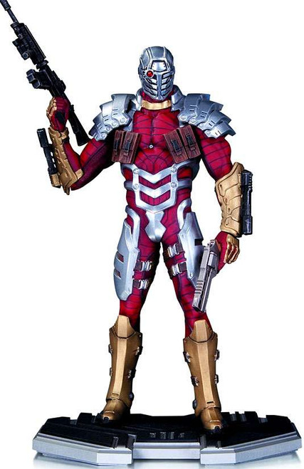 Batman Icons Deadshot 12-Inch Statue