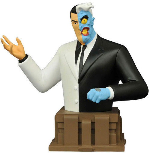 Batman The Animated Series Two-Face 6-Inch Bust