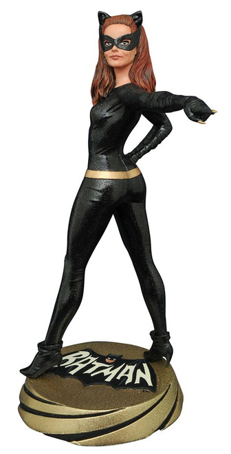 Batman 1966 TV Series Premium Collection Catwoman 12-Inch Statue