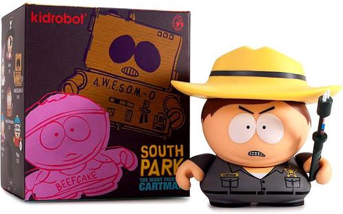 South Park Vinyl Mini Figure Many Faces of Cartman 3-Inch Mystery Pack [1 RANDOM Figure!]