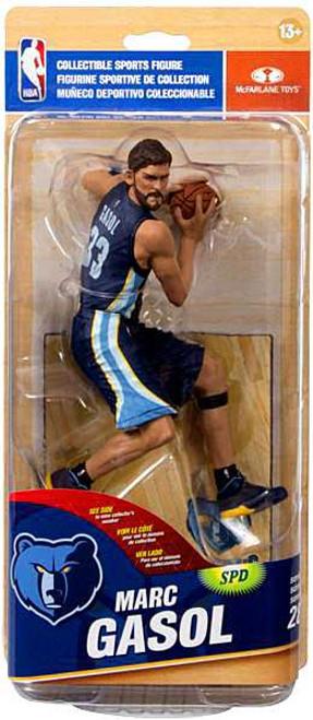 McFarlane Toys NBA Memphis Grizzlies Sports Picks Series 28 Marc Gasol Action Figure