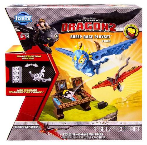 How to Train Your Dragon 2 Ionix Sheep Race Set #21005