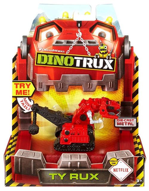 Dinotrux Ty Rux Diecast Figure