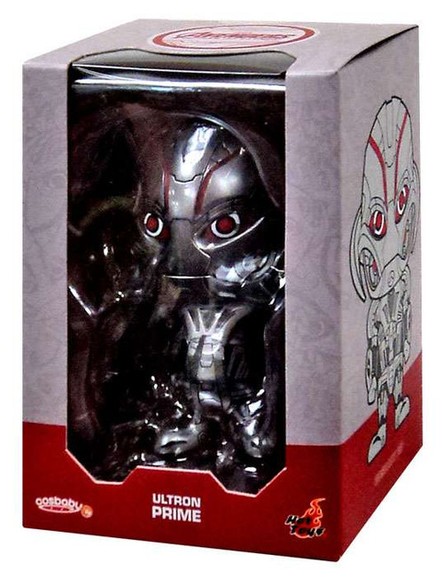 Marvel Avengers Age of Ultron Cosbaby Series 2 Ultron Prime 3-Inch Mini Figure
