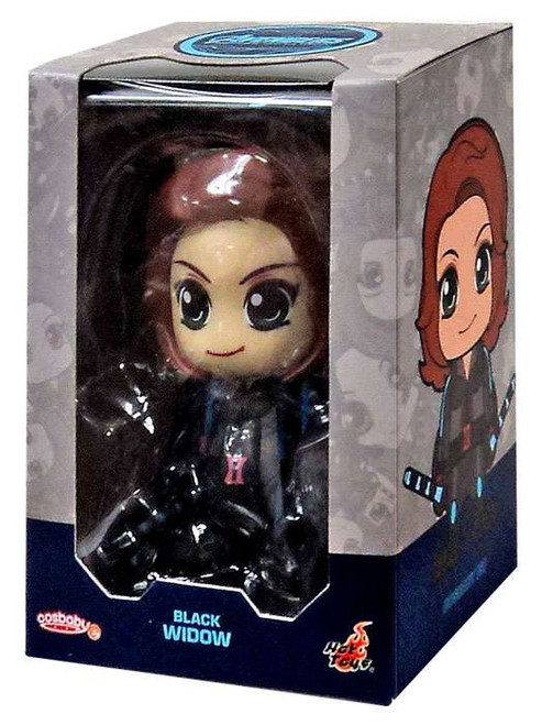 Marvel Avengers Age of Ultron Cosbaby Series 2 Black Widow 3-Inch Mini Figure