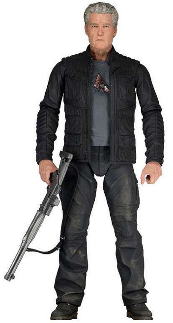 "NECA Genisys T-800 ""Pops"" Guardian Terminator Action Figure"