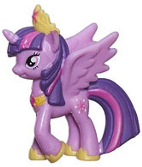 My Little Pony Friendship is Magic 2 Inch Princess Twilight Sparkle PVC Figure Set