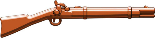 BrickArms Caplock Musket 2.5-Inch [Brown]