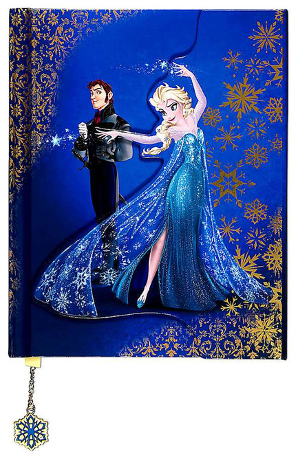 Disney Frozen Disney Fairytale Designer Collection Elsa and Hans Fairytale Journal