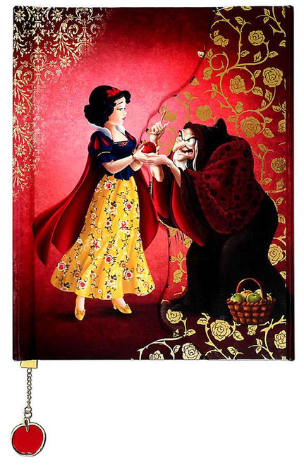 Disney Fairytale Designer Collection Snow White and Evil Queen as Hag Fairytale Journal