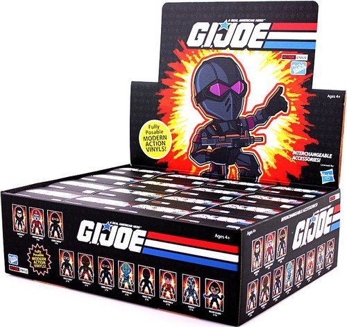 GI Joe Series 2 Mystery Box [16 Packs]