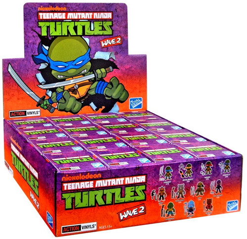 Teenage Mutant Ninja Turtles Series 2 Mystery Box [16 Packs]