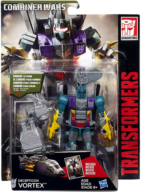 Transformers Generations Combiner Wars Vortex Deluxe Action Figure