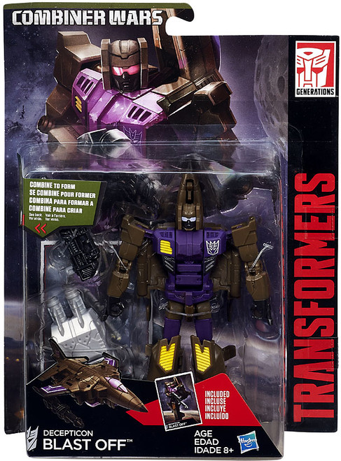 Transformers Generations Combiner Wars Blast Off Deluxe Action Figure [Generations]