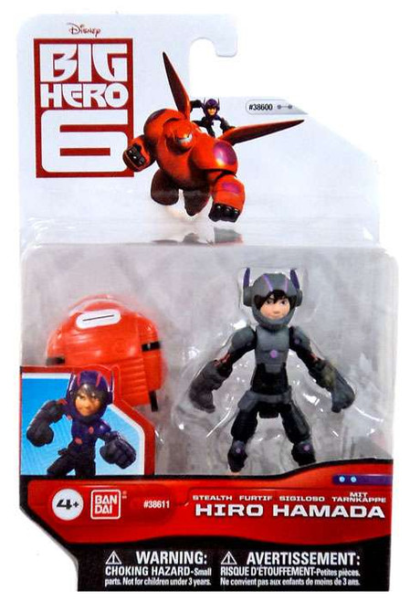 Big Hero 6 Hiro Hamada Exclusive Action Figure [Stealth]