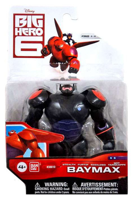 Big Hero 6 Baymax Exclusive Action Figure [Stealth]
