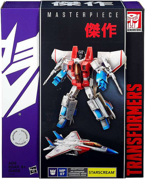 Transformers Masterpiece Starscream Action Figure MP07