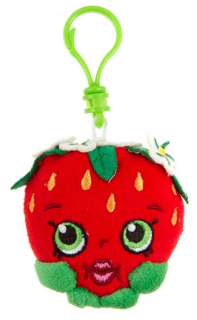 Shopkins Strawberry Kiss Plush Hanger