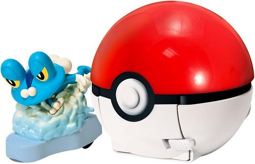 Pokemon XY Quick Attackers Froakie Mini Figure