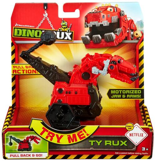 Dinotrux Ty-Rux Pull Back & Go!
