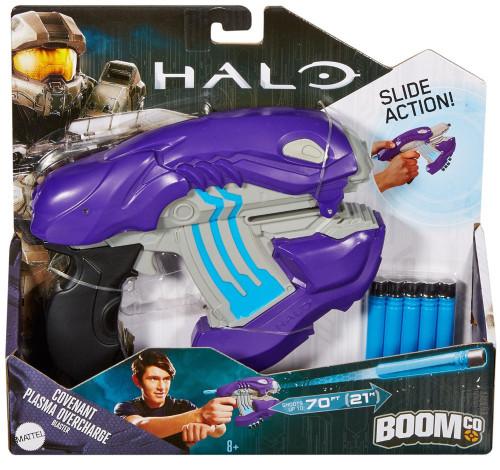 Halo BOOMco. Covenant Type-25 Plasma Overcharge Blaster Dart Blaster Toy