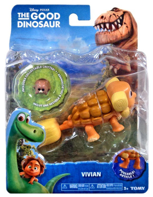 Disney The Good Dinosaur Vivian Action Figure
