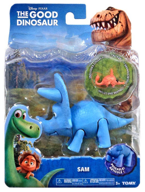 Disney The Good Dinosaur Sam Action Figure