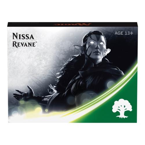 MtG Trading Card Game Magic Origins Nissa Revane Pre-Release Kit