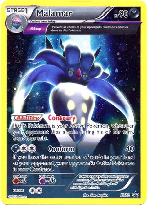 Pokemon X & Y Promo Rare Holo Malamar XY58