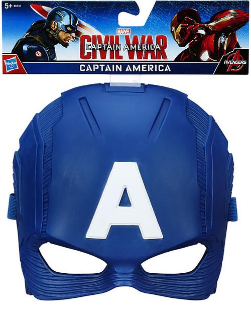 Civil War Captain America Mask