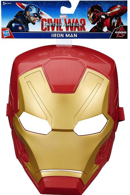 Captain America Civil War Iron Man Mask