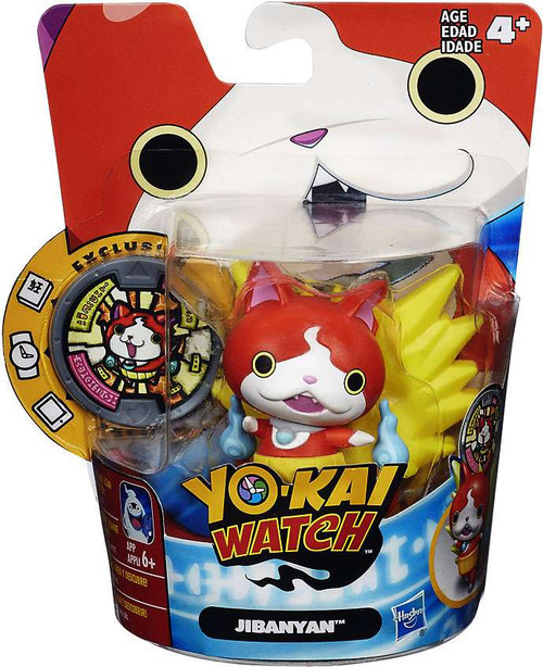 Yo-Kai Watch Medal Moments Jibanyan Mini Figure