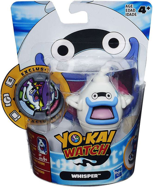 Yo-Kai Watch Medal Moments Whisper Mini Figure