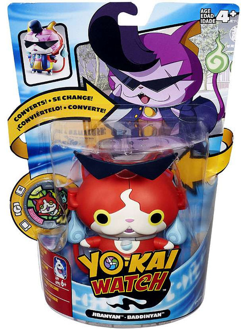 Yo-Kai Watch Jibanyan Converting Figure