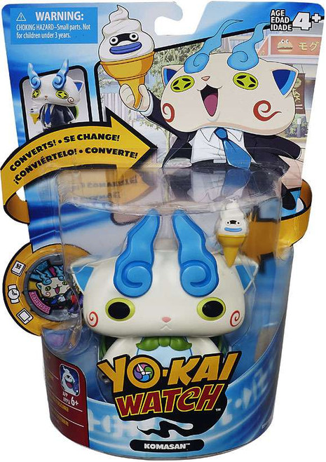 Yo-Kai Watch Komasan Converting Figure