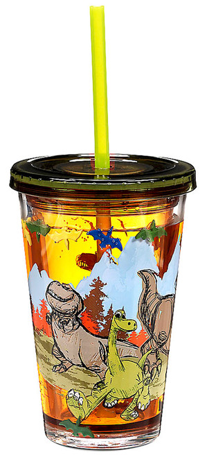 Disney The Good Dinosaur Tumbler with Straw