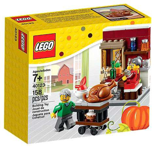 LEGO Thanksgiving Feast Set #40123
