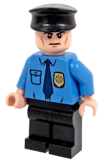LEGO Marvel Super Heroes Policeman Minifigure [Loose]