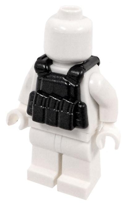 BrickArms Combat Vest PCV Operator 2.5-Inch [Black]
