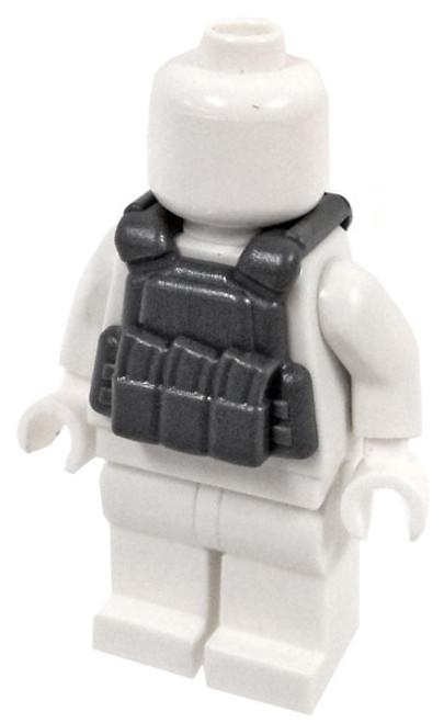BrickArms Combat Vest PCV Operator 2.5-Inch [Dark Gray]