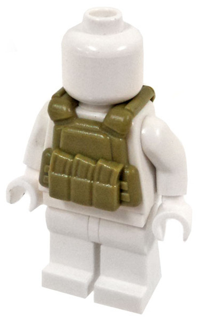 BrickArms Combat Vest PCV Operator 2.5-Inch [Olive]