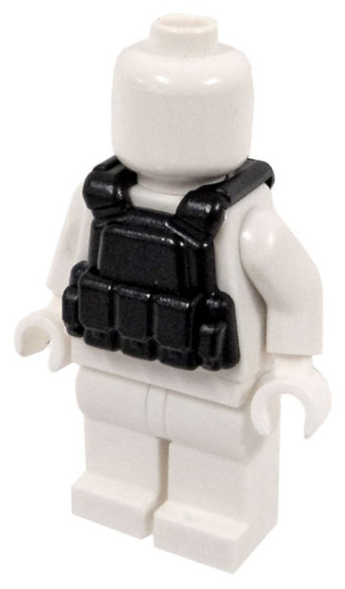 BrickArms Combat Vest PCV Specialist 2.5-Inch [Black]