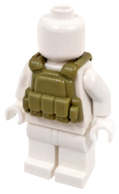 BrickArms Combat Vest PCV Specialist 2.5-Inch [Olive]