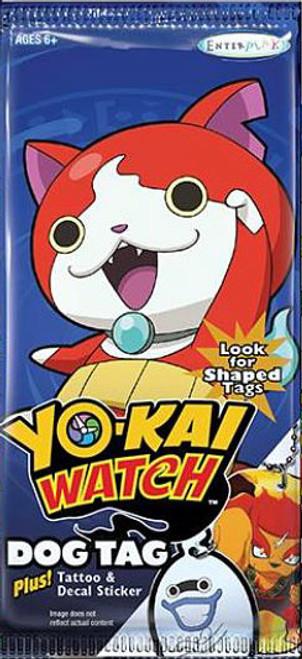 Yo-Kai Watch Dog Tags Fun Pack Box [24 Packs]