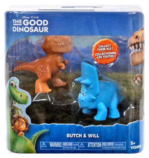 Disney The Good Dinosaur Butch & Will Mini Figure 2-Pack