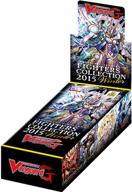 Cardfight Vanguard Trading Card Game Fighters Collection 2015 Winter Booster Box VGE-G-FC02 [10 Packs]