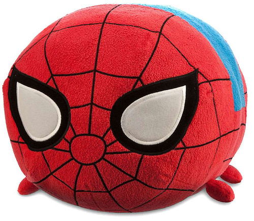 Disney Marvel Universe Tsum Tsum Spider-Man 17-Inch Large Plush
