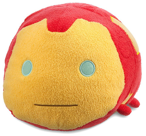 Disney Marvel Universe Tsum Tsum Iron Man 11-Inch Medium Plush