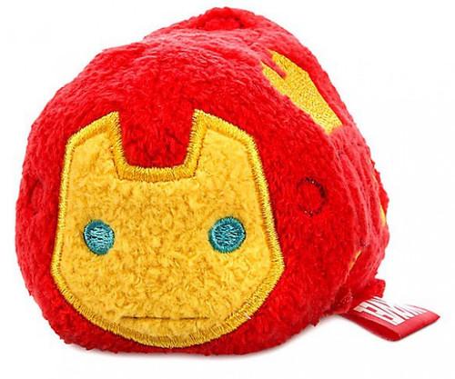 Disney Marvel Universe Tsum Tsum Iron Man 3.5-Inch Mini Plush