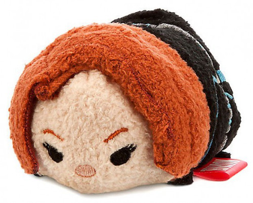 Disney Marvel Universe Tsum Tsum Black Widow 3.5-Inch Mini Plush